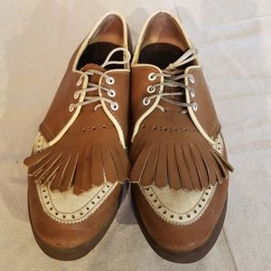 Ben Hogan Vintage Ladies Golf Shoes size 6.5